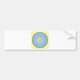Soothing BlueStar Art Buy the art you love Bumper Stickers