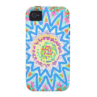 Soothing BlueStar Art : Buy the art you love Vibe iPhone 4 Case