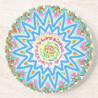 Soothing BlueStar Art Buy the art you love Drink Coasters