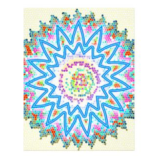 Soothing BlueStar Art Buy the art you love Custom Letterhead