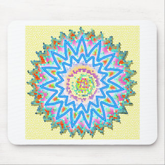Soothing BlueStar Art Buy the art you love Mousepad