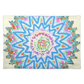 Soothing BlueStar Art Buy the art you love Place Mats