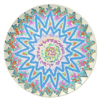 Soothing BlueStar Art Buy the art you love Dinner Plates