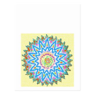 Soothing BlueStar Art : Buy the art you love Postcard