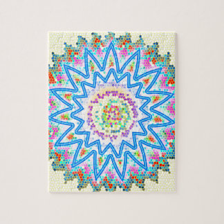 Soothing BlueStar Art Buy the art you love Puzzle