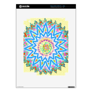 Soothing BlueStar Art : Buy the art you love Decal For The iPad 2