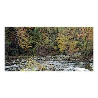 Soothing Creek Waters Card