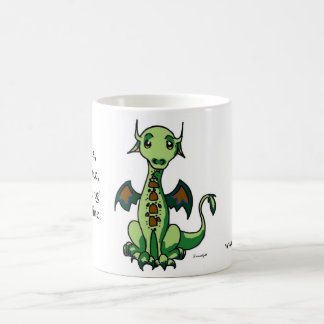 Soothing Dragon Mug