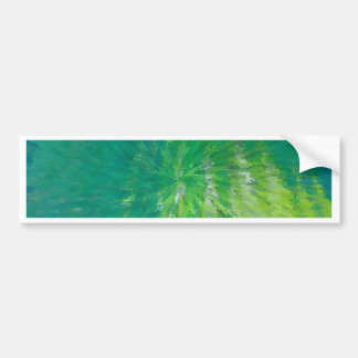 Soothing forces bumper sticker