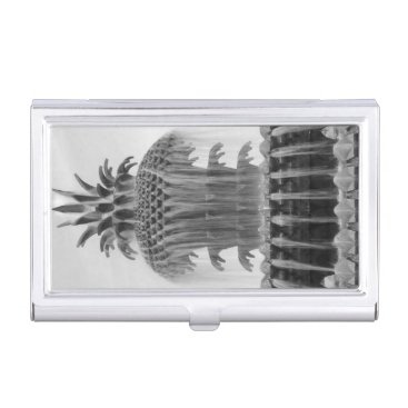 Professional Business Soothing Pineapple Business Card Holder
