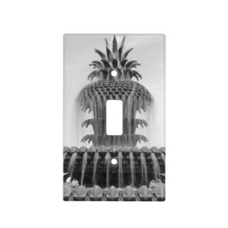 Soothing Pineapple Light Switch Plates