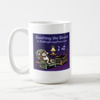 Soothing the Beast-Boiling Frogs Post mug