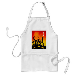 Soothing the Savage Beast Adult Apron