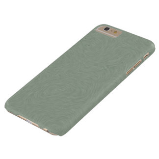 Soothing Vintage Green Barely There iPhone 6 Plus Case