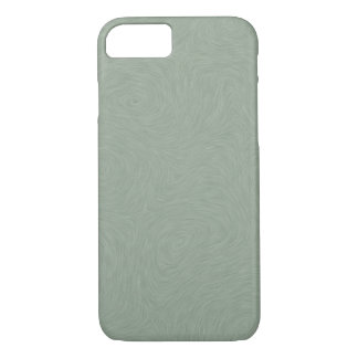 Soothing Vintage Green iPhone 7 Case