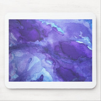 Soothing Watercolors Mouse Pad
