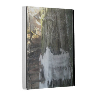 Soothing Waterfall iPad Cases