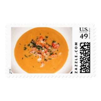 Sopa anaranjada