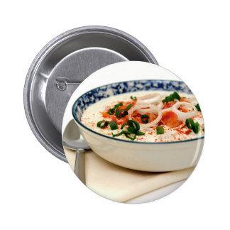 Sopa de almejas con paprika pin