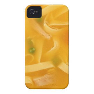 Sopa de fideos iPhone 4 fundas