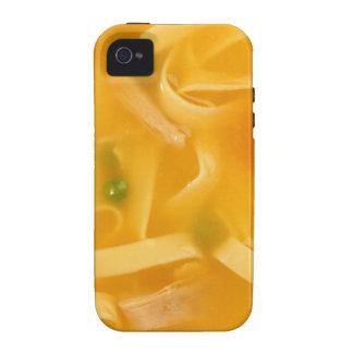 Sopa de fideos iPhone 4 carcasas