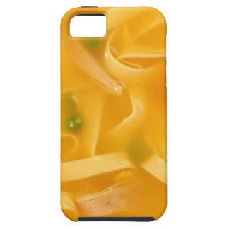 Sopa de fideos iPhone 5 cárcasas