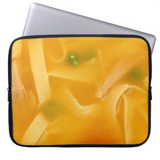 Sopa de fideos mangas computadora