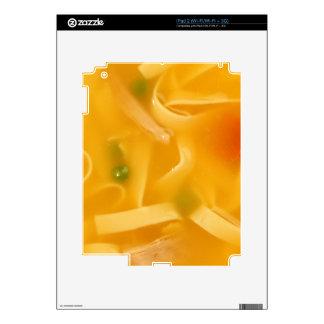 Sopa de fideos skin para el iPad 2
