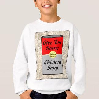 Sopa de pollo ZAZ421 Sudadera