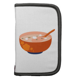 Sopa del queso de soja organizadores