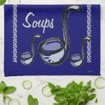 Sopa LadelsTowel Toallas De Cocina
