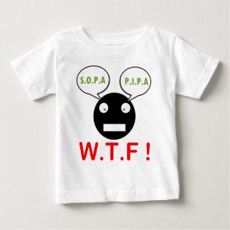 Sopa Pipa WTF Baby T-Shirt