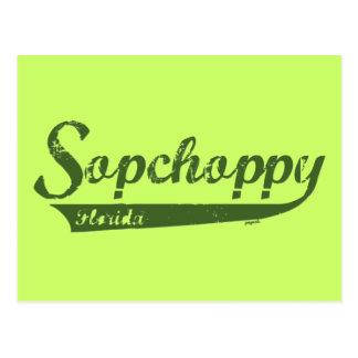 Sopchoppy Tarjeta Postal