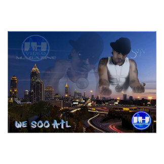 Sope We Soo ATL Photo Poster