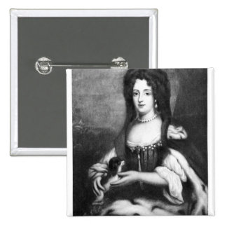 Sophia Dorothea de Celle Pin Cuadrado