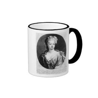 Sophia Dorothea, Queen of Prussia Ringer Mug
