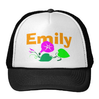 Sophia Emma Isabella Olivia Ava Emily Trucker Hat