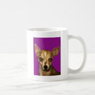 Sophia en púrpura taza