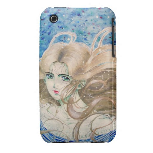 Sophia iPhone 3 Case