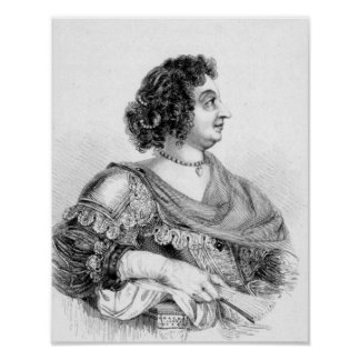 Sophia, Princess Palatine of the Rhine Poster