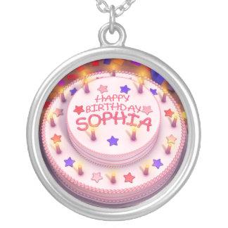 Sophia's Birthday Cake Jewelry