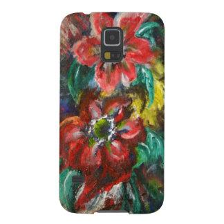 Sophia's Flowers Case For Galaxy S5