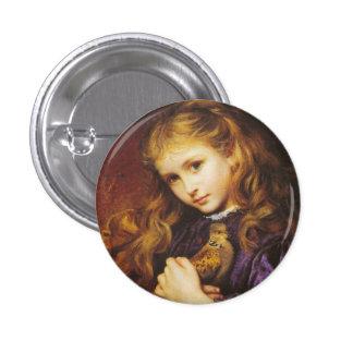 Sophie Anderson el botón de la paloma de la tortug Pin