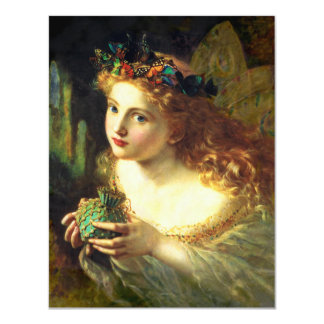 Sophie Anderson Fairy Invitations