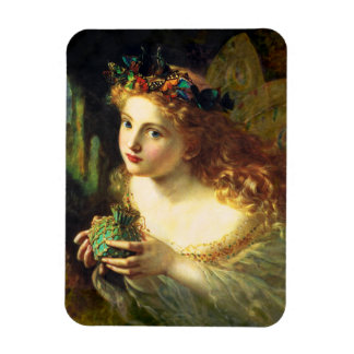 Sophie Anderson Fairy Magnet