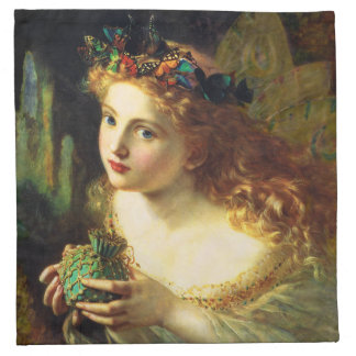 Sophie Anderson Fairy Napkins