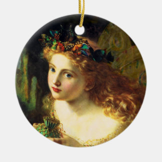 Sophie Anderson Fairy Ornament