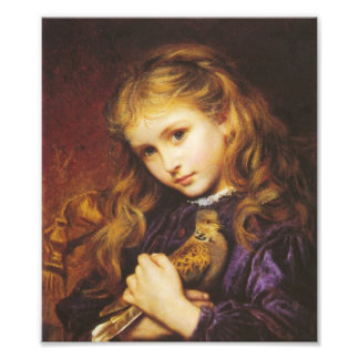 Sophie Anderson The Turtle Dove Print
