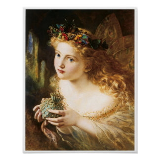 """Sophie Anderson's """"Take the Fair Face of Woman"""" - Print"""