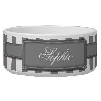 Sophie Custom Dog bowl
